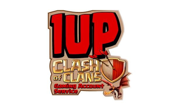 1UP Gaming Logo
