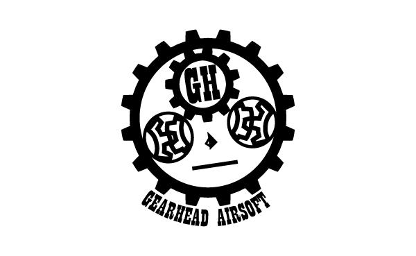 Gear Head Airsoft Logo