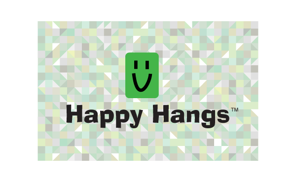 Happy Hangs Logo