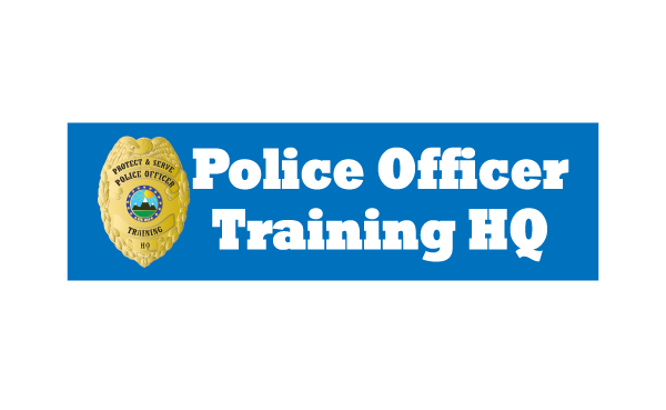 Police Officer Training HQ Logo
