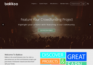 Bakkoo Website by Yunto Group