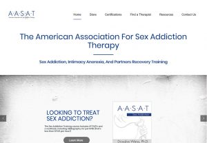American Association For Sex Addiction Therapy Home Page